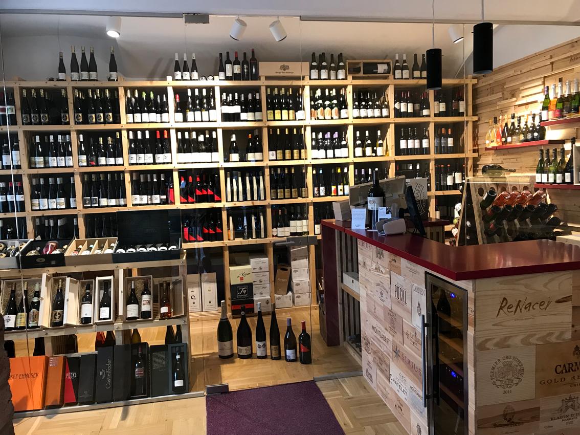prodejna vína