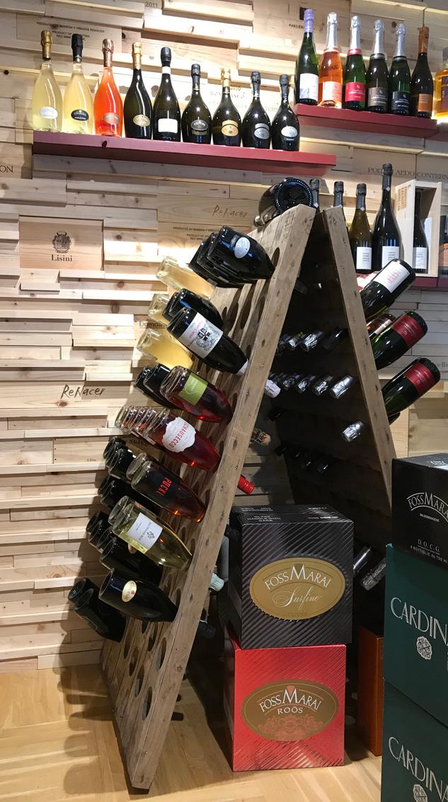 Nabídka šumivých vín