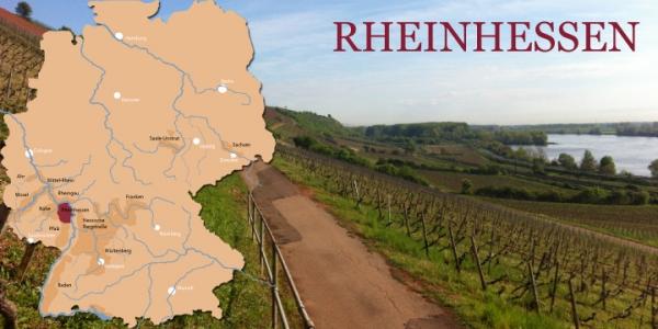 RHEINHESSEN (Německo)