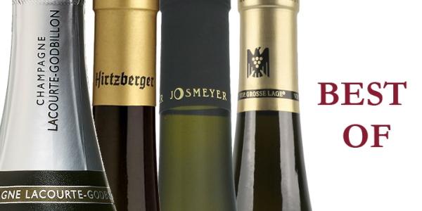 BEST OF - šumivá a raritní vína