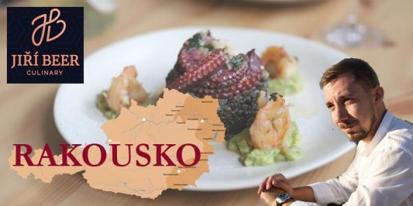 RAKOUSKO - degustační večeře